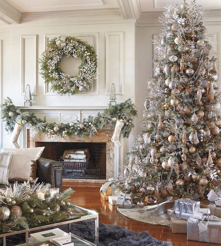 Elegant Christmas Themes: 1000+ Ideas About Elegant Christmas Decor On Pinterest