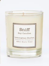 Lemongrass Sherbet