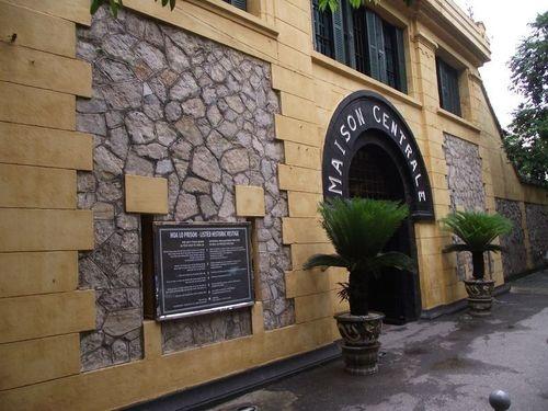 Maison Centrale, Hoa Lo or Hanoi Hilton