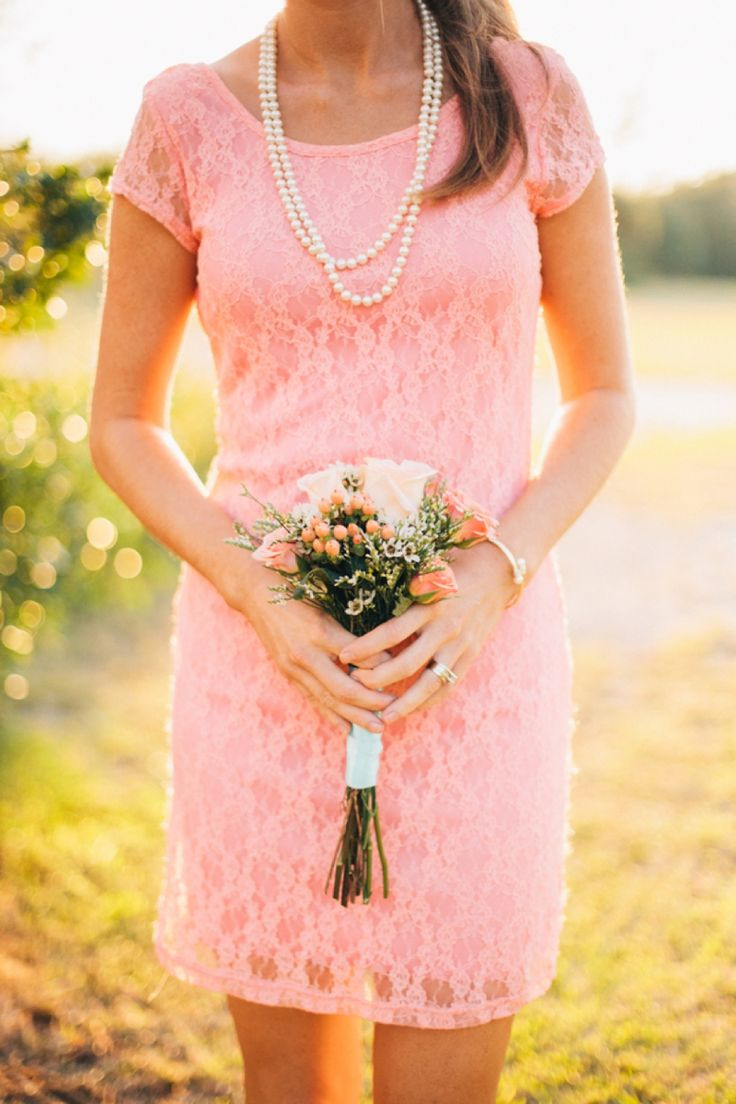 199 best peach bridesmaids dresses images on pinterest marriage love this bridesmaids dress and bouquet so comfortable and adorable ombrellifo Images