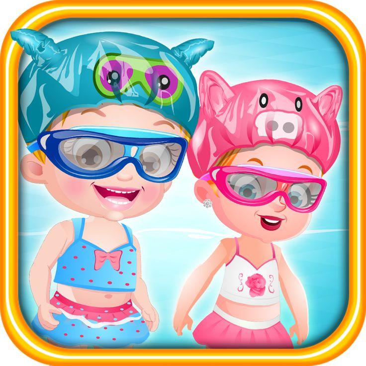 Baby Hazel Ice Princess Dressup: 21 Best Baby Sitting Games Images On Pinterest