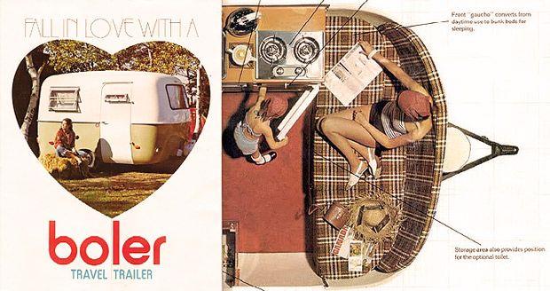 Vintage Trailer Ads Via Piewacket    Fresh Pie! - Piewacket - Be Still My White TrashHeart