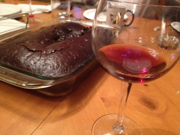 Chilean EVOO Brownies! Yum!