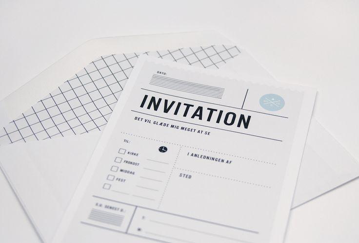 konfirmation invitation ideer - Google-søgning