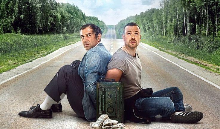 Рецензия: «Ч/Б» с Алексеем Чадовым. Комедия-сказка, напоминающая «Джентльменов удачи», в которой Маковецкий пытается походить на киношных крестных отцов.