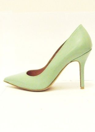 Kup mój przedmiot na #vintedpl http://www.vinted.pl/damskie-obuwie/na-wysokim-obcasie/14201651-nowe-metka-szpilki-mietowe-mieta-skora-naturalna-zgrabne-na-wesele-37