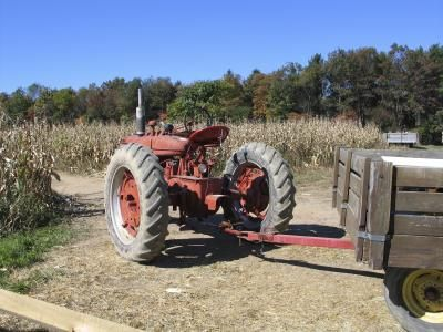 Ideas for a Haunted Hayride