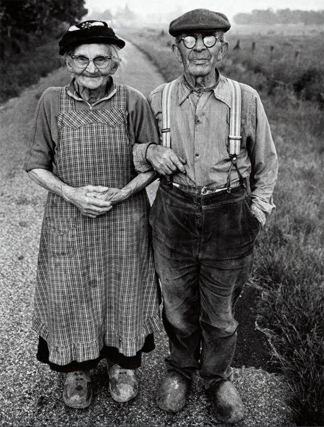 Brand Overeem (1946) – Grietje en Andries Bettink
