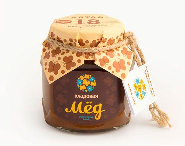 Алтайский мед упаковали в Hattomonkey