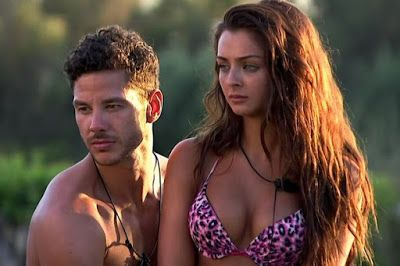 Love Island: Scott makes it official with Kady   Love Island met Love Actually last night - and it was more than many viewers could handle.  Fans shared their shock as producers began playing THAT Love Actually music in the background during the most romantic scene of the series so far. Too far? We'll leave you to decide. It all set the scene either way as Scott finally made things official with Kady. Proving you can make the most of ANY situation he gathered up a heap of towels before…