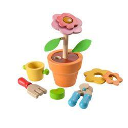 Zestaw ogrodnika - zabawka edukacyjn