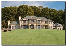 A gorgeous horse property with a european style home mmmm Europe style house