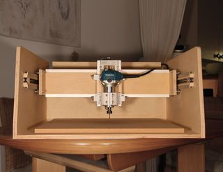 Build a CNC Router