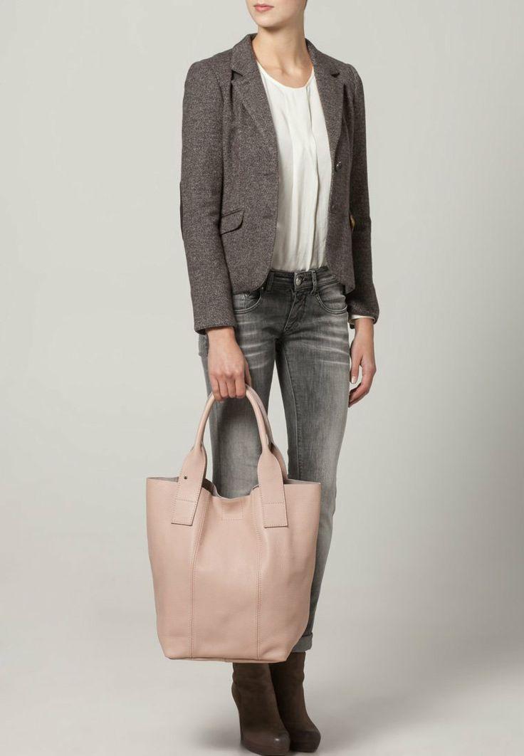 Oakwood - Shopping Bag - hellrosa