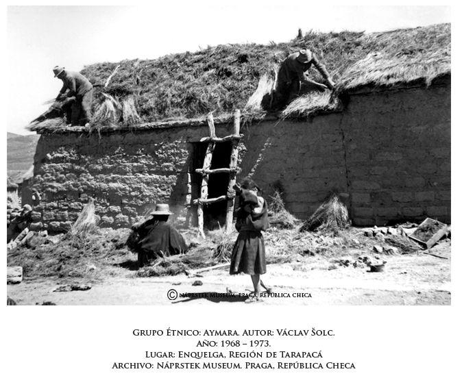 Aymara viviendas