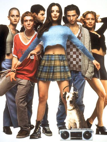 Introducing the 25 most memorable fashion moments of the '90s: Empire Records (1995)