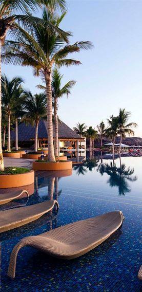CostaBaja Resort & Spa in La Paz, Mexico.  ASPEN CREEK TRAVEL - karen@aspencreektravel.com