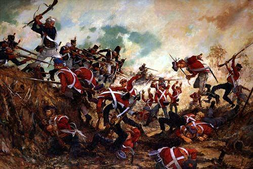 Battle Of New Orleans | Battle of New Orleans.jpg (48188 bytes)
