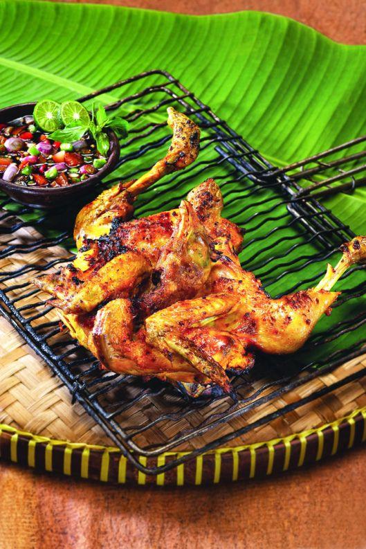 Bekakak Ayam | Daftar Kuliner Khas Cilegon Paling Maknyos