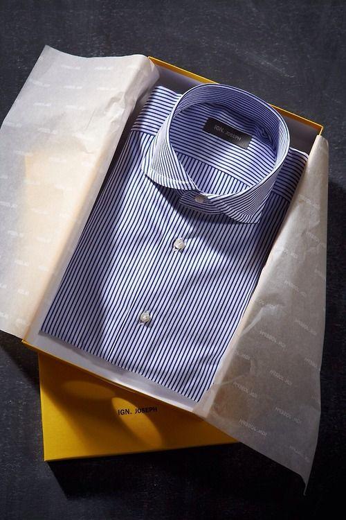 laragosta: Ign. Joseph. Beautiful shirt.