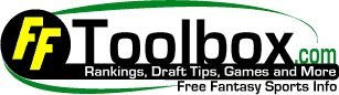 Fantasy Football Toolbox - Your #1 source for free information: cheat sheets, draft tips, sleepers, more