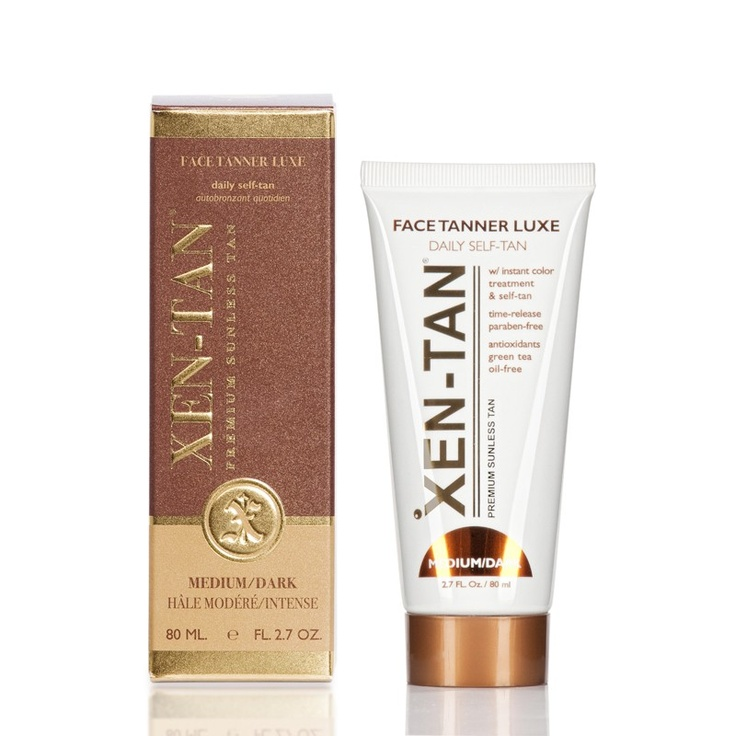 face tanner luxe is the perfect face tanning product for advanced users, with more dha and instant colour...shop online @ www.xen-tan.co.za
