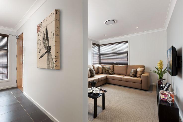 Avalon  #media #theatre #house #newhome #newlivinghomes  www.newlivinghomes.com.au