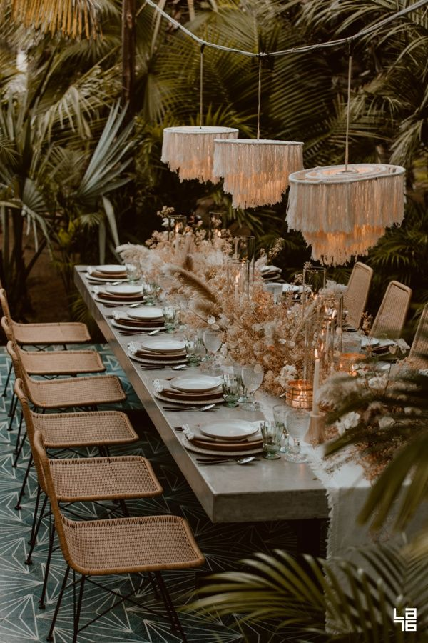Enchanting Jungle Dinner at Acre, Baja