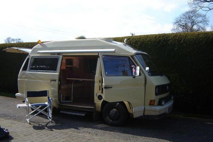 Vw T25 Ex Ambulance Professional Camper Conversion Ready