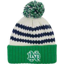 Notre Dame Fighting Irish adidas Green Youth Lifestyle cuffed Pom Knit Hat  http://www.fansedge.com/Notre-Dame-Fighting-Irish-adidas-Green-Youth-Lifestyle-cuffed-Pom-Knit-Hat-_-1540198275_PD.html?social=pinterest_pfid27-10969