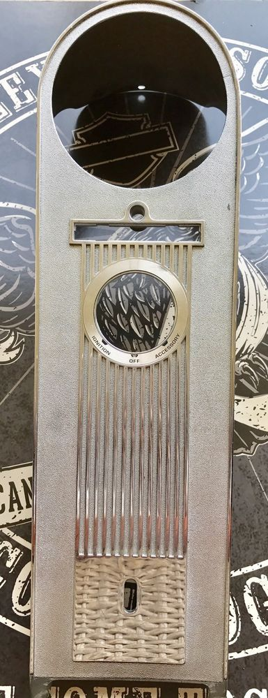 Harley Davidson OEM Dash Panel 60960-99  | eBay