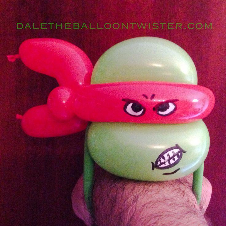 1000+ Ideas About Ninja Turtle Balloons On Pinterest