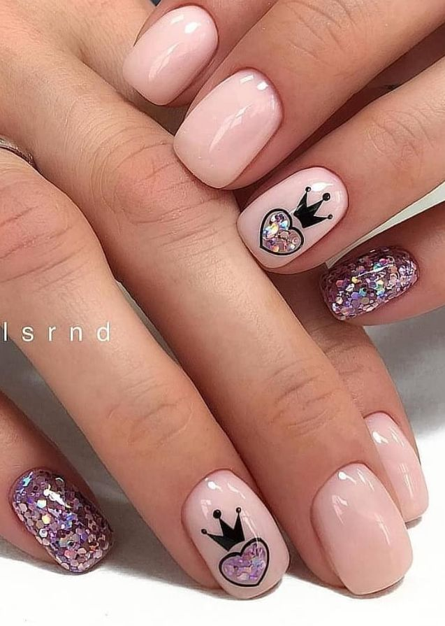 30 Amazing Natural Summer Square Nails Design For Short Nails – Page 17 of 30