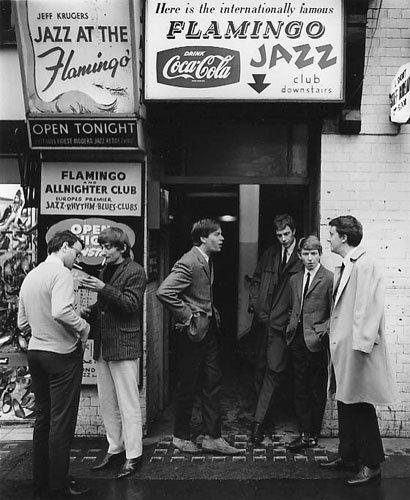 flamingo jazz club
