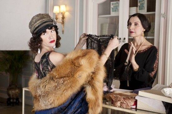 Tailoring the '20s: Boardwalk Empire - Knickers and more! - The Playful Promises Blog