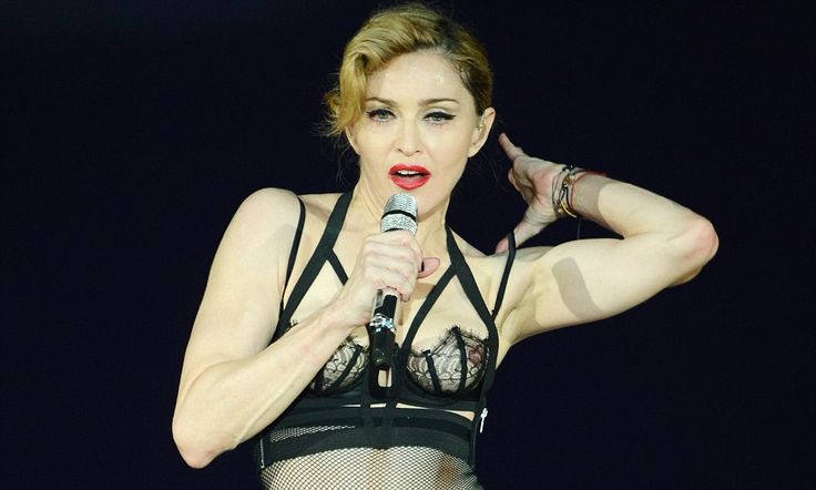 MOS Diary: Madonna to write a 'grown up' album of ballads with help from Adele