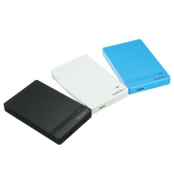 Original SEATAY USB 3.0 2.5 Inch SATA Enclosure External Case Cover For SSD Hard Drive Disk