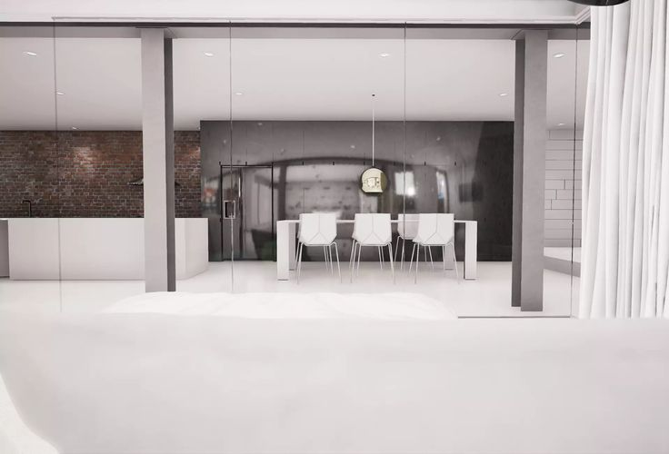 interior design done in UnrealEngine 4. interactive archviz