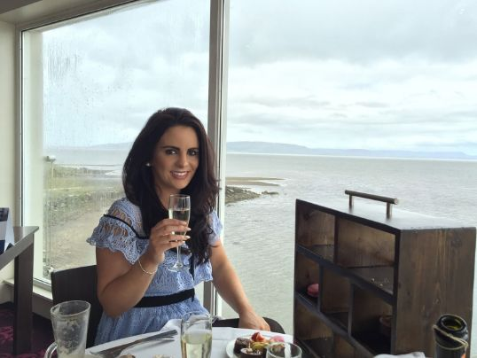 """Check out The Sequin Cinderella's review of our delicious """"Afternoon Tea by the Sea"""" http://www.thesequincinderella.com/"""