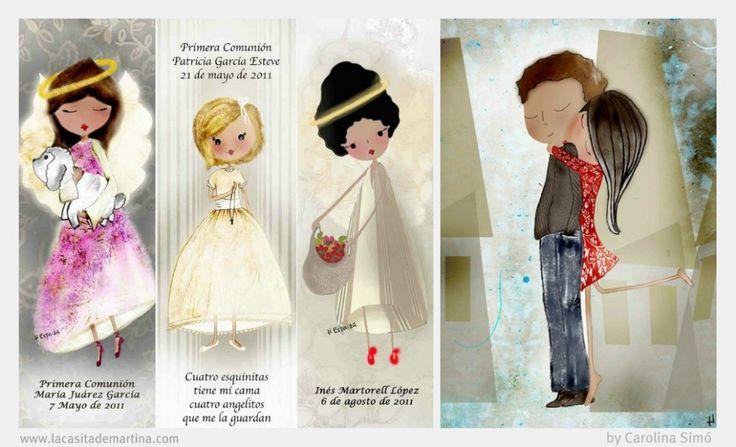 ♥ Recordatorios para Comunión y San Valentín ♥ DE FLOR EN FLOR by Herminia Esparza : ♥ La casita de Martina ♥ Blog de Moda Infantil, Moda Bebé, Moda Premamá & Fashion Moms