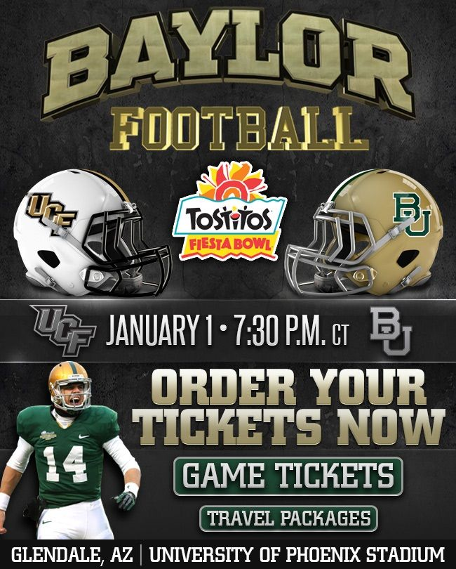 2014 Fiesta Bowl tickets are on sale now! SicEm