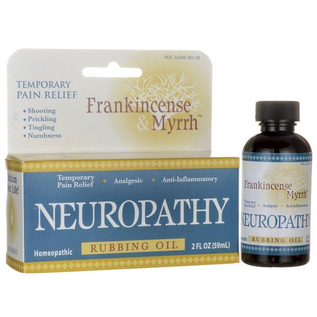 Neuropathy Rubbing Oil, 2 fl oz Liquid AED284.00 #UAESupplements
