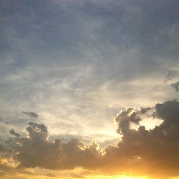 Johannesburg - Sunset - Photo Shared By @Jenty