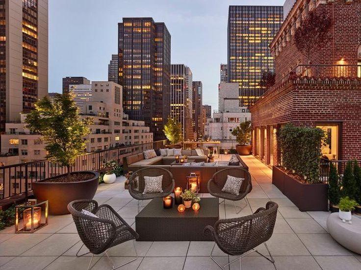 Déco terrasse appartement 35 propositions qui vous couperont le souffle