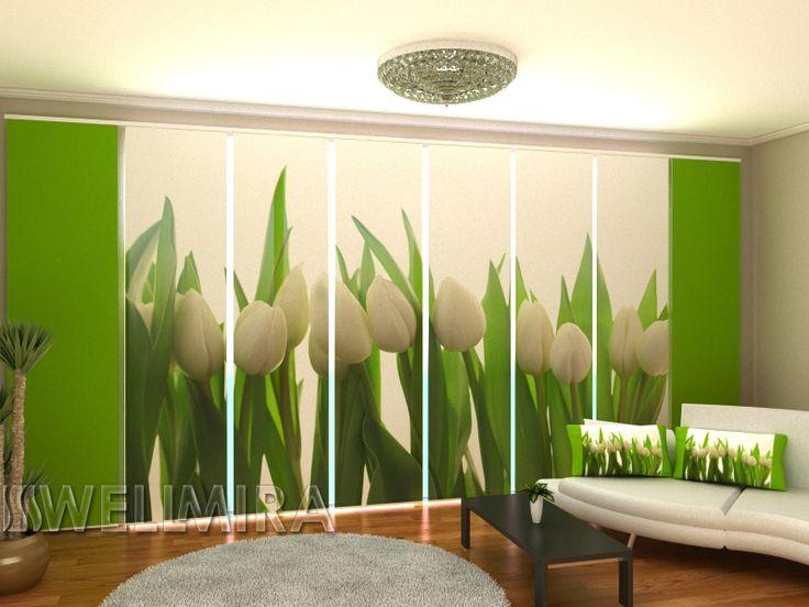 21 best set of 8 panel curtains nature images on pinterest panel curtains set of and fabrics. Black Bedroom Furniture Sets. Home Design Ideas