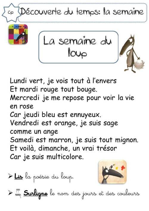 LA SEMAINE - CP