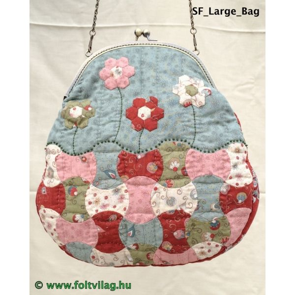 Gros sac , Large bag pattern - Foltvilag KFT