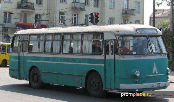 Автобус ЛАЗ 695М