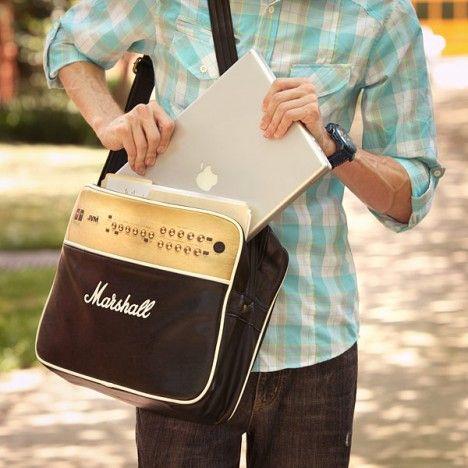 marshall amplifier bag