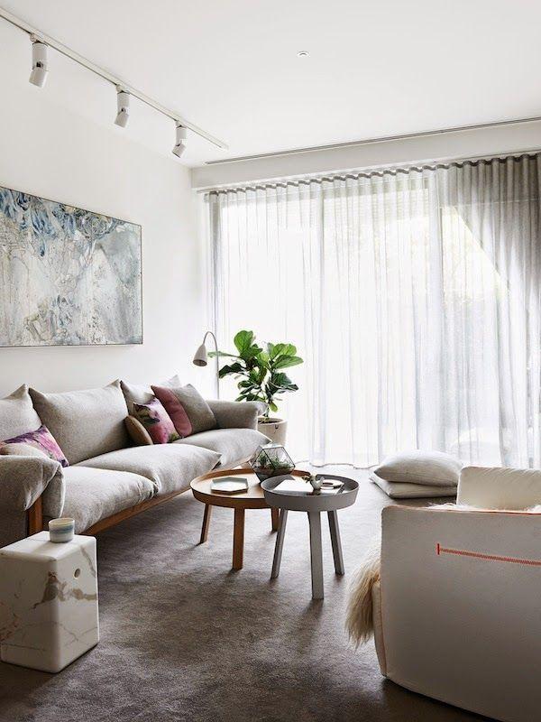Decorao Escandinava Amplia Apartamento De 60 M Lar E